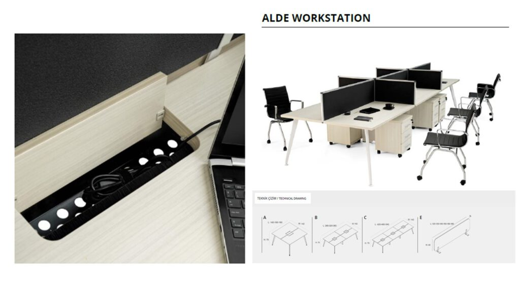 ALDE  WORKSTATION