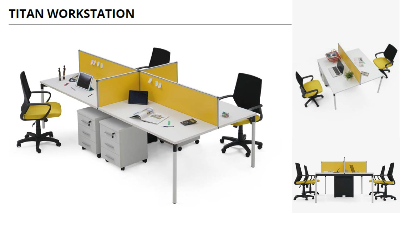 TİTAN  WORKSTATION